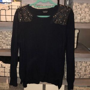 Blue Topshop Sweater